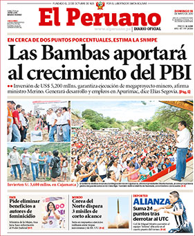 Diario Oficial El Peruano
