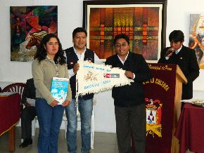 PUNO, PERU-JANUARY 15. Titicaca National Reserve earns award for promoting environmental education. Photo: Sernanp.