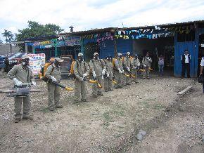 Fortalecerán plan de lucha contra el dengue en Madre de Dios. Foto: Minsa.