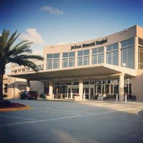 Hospital Jackson Memorial de Miami. INTERNET/Medios