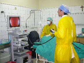 Realizan gratuitamente exámenes de colonoscopía a beneficiarios de Plan Esperanza. Foto: ANDINA/Difusión