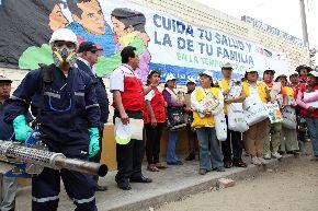 La atención en los centros de salud de Lima Sur será partir de las 07.00 horas. Foto:  ANDINA/Difusión