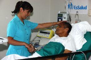 EsSalud busca mejorar oferta de camas con acuerdo con Hospital Militar. Foto: Andina/Difusión
