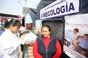 Se mejorará situación remunerativa de médicos serumistas, anuncia Ministerio de Salud. Foto: ANDINA/Difusión.