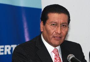 Ministro de Transportes y Comunicaciones, Carlos Paredes. Foto: ANDINA/Norman Córdova
