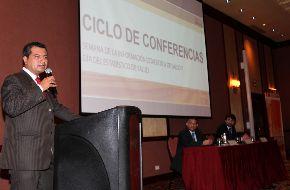 Walter Curioso Vílchez, director de la Oficina General de Estadística e Informática del Ministerio de Salud.