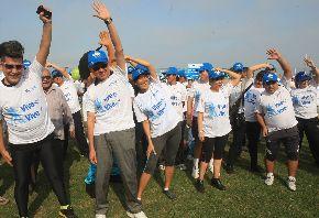 Realizar ejercicios 30 minutos al día es una de las medidas para disminuir el riesgo de cáncer. Foto: ANDINA/Juan Carlos Guzmán.