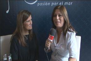 Reconocida psicóloga y conferencista chilena, Pilar Sordo, en entrevista con Tv Andina. ANDINA/archivo