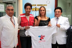 Campaña de donación de sangre organizada por el Ministerio de Salud contará con el apoyo de congresistas, deportistas y artistas.