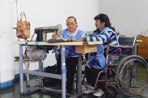 Con campaña de sensibilización Essalud busca favorecer integración social y laboral de discapacitados. Foto: Andina/Difusión