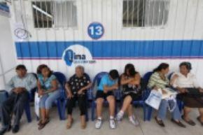 Exitoso balance se logró en primer mes de atención a afiliados de EsSalud en el Sisol. Foto: ANDINA/Difusión.