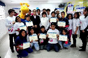 En seis meses de funcionamiento de Sisol Joven se ha beneficiado a 10,000 adolescentes y jóvenes de Lima. Foto:Andina/Sisol.