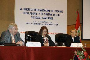 Ministra anuncia paquete de normas por Reforma de la Salud. Foto: Difusión