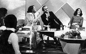 Chabuca Granda se ganó el cariño de miles de seguidores en América Latina. Foto: ANDINA/archivo