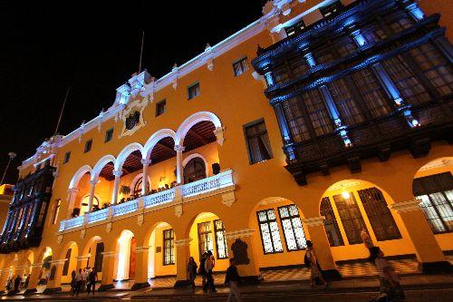 Palacio Municipal de Lima. Foto: ANDINA/Difusión.