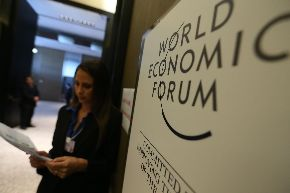 World Economic Forum on Latin America 2013 is taking place in Lima, Peru. Photo: ANDINA/Oscar Farje