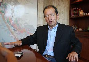 Jorge Merino, ministro de Energía y Minas. Foto: ANDINA/Vidal Tarqui.