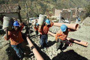 La mayor inversión de proyectos mineros permitirá ejecutar más obras de desarrollo en las regiones, resalta el MEM.