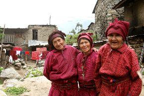 Las mujeres de Tupe, en Yauyos, son las encargadas de preservar la lengua Jaqaru.