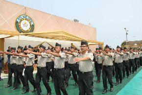 Primera promoción de 139 licenciados del Ejército se graduó como agentes penitenciarios.