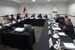 Reunión de la Alianza Independiente de América Latina y el Caribe (AILAC) en Lima. ANDINA/Difusión