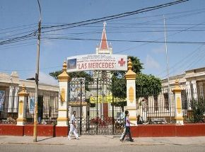 Mejorarán la infraestructura del Hospital Las Mercedes de Chiclayo.