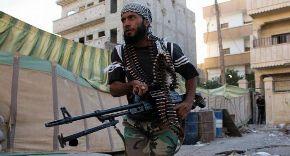Los rebeldes sirios buscan el derrocamiento del presidente Bashar al-Assad.