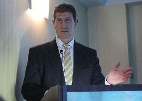 Flavio Mirella, representante de Onudd en Perú. ANDINA/Vidal Tarqui