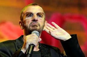 Ringo Starr amazes his Peruvian fans at Lima