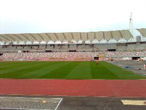 Estadio Chan Chan tiene capacidad para 5,000 espectadores.