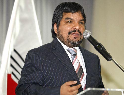 Exprocurador anticorrupción, Julio Arbizu. ANDINA/Norman Córdova