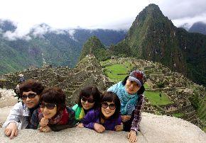 Machu Picchu.Photo: ANDINA/Archivo
