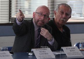 Juan josé Ruda asesor juridico del Miniterio de Relaciones Exterior. ANDINA/Vidal Tarqui