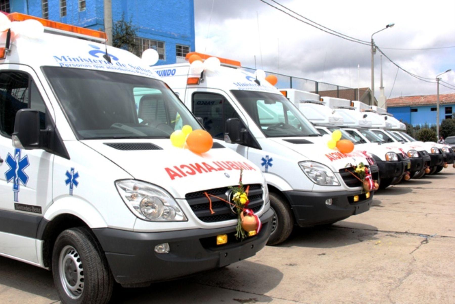 Fotos De Ambulancias Modernas >> Adquirirán ambulancias para centros de salud Lambayecanos por más de S/. 1 millón   Noticias ...