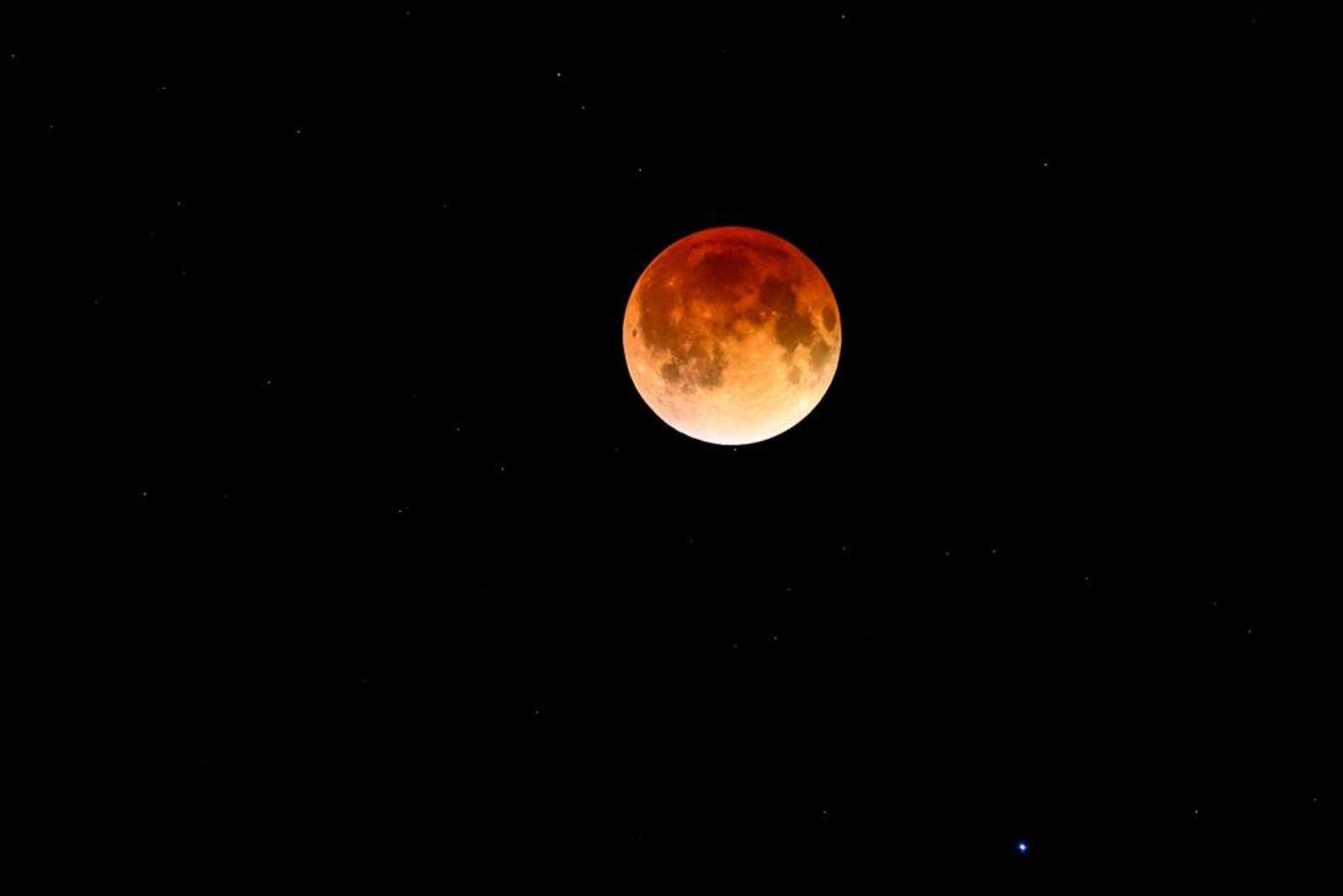 Eclipse 2017 En Houston >> NASA publica espectaculares fotos del eclipse total de Luna   Noticias   Agencia Andina