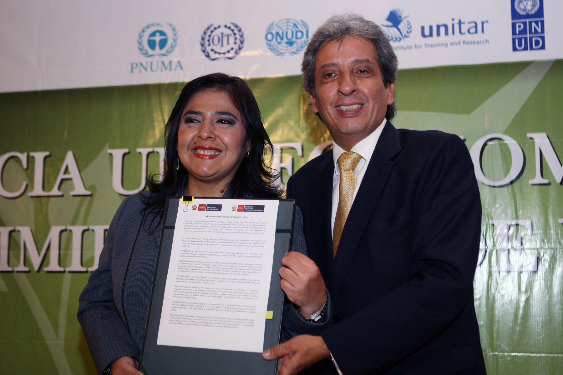 Perú, economía verde, medio ambiente,