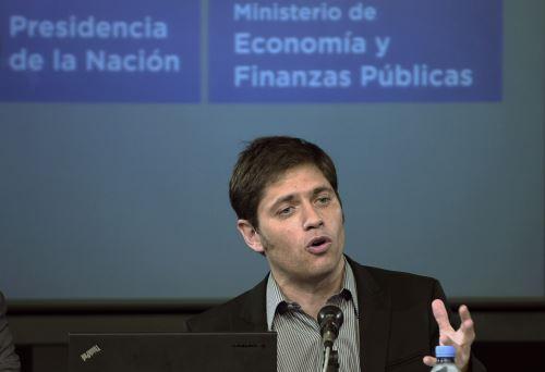 Argentina decidida a pagar el 100% de su deuda en Buenos Aires. Foto: AFP.