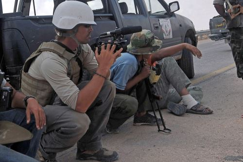 "Jefe de ONU califica asesinato del periodista Foley de ""crimen abominable"". Foto: AFP."