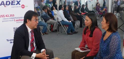Director de Exportaciones de Promperú.