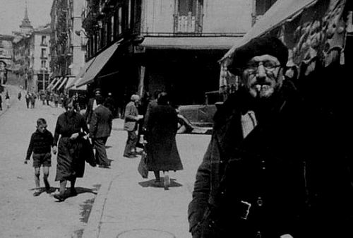 Poeta León Felipe Camino y Galicia. Internet/Medios