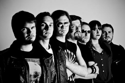 Banda de rock Flor de Loto