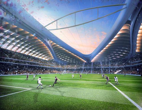 El Mundial-2022 no tendrá lugar en Catar, según un directivo de la FIFA. Foto: AFP.