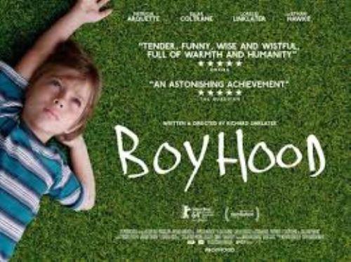 Película Boyhood