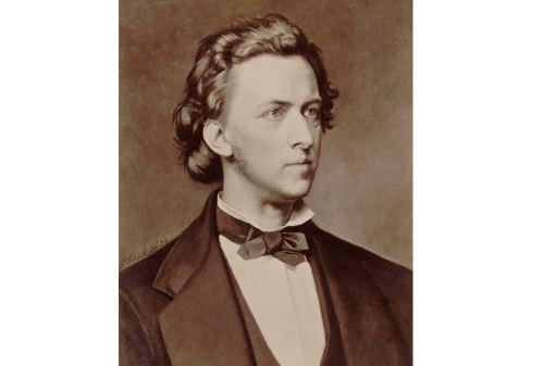 Compositor Federico Chopin. INTERNET/Medios