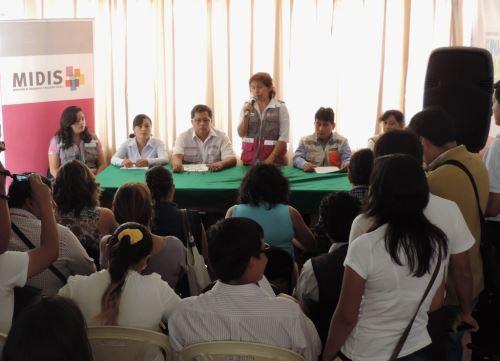 Huánuco será sede de la Semana de la inclusión social. Foto: ANDINA/Difusión.