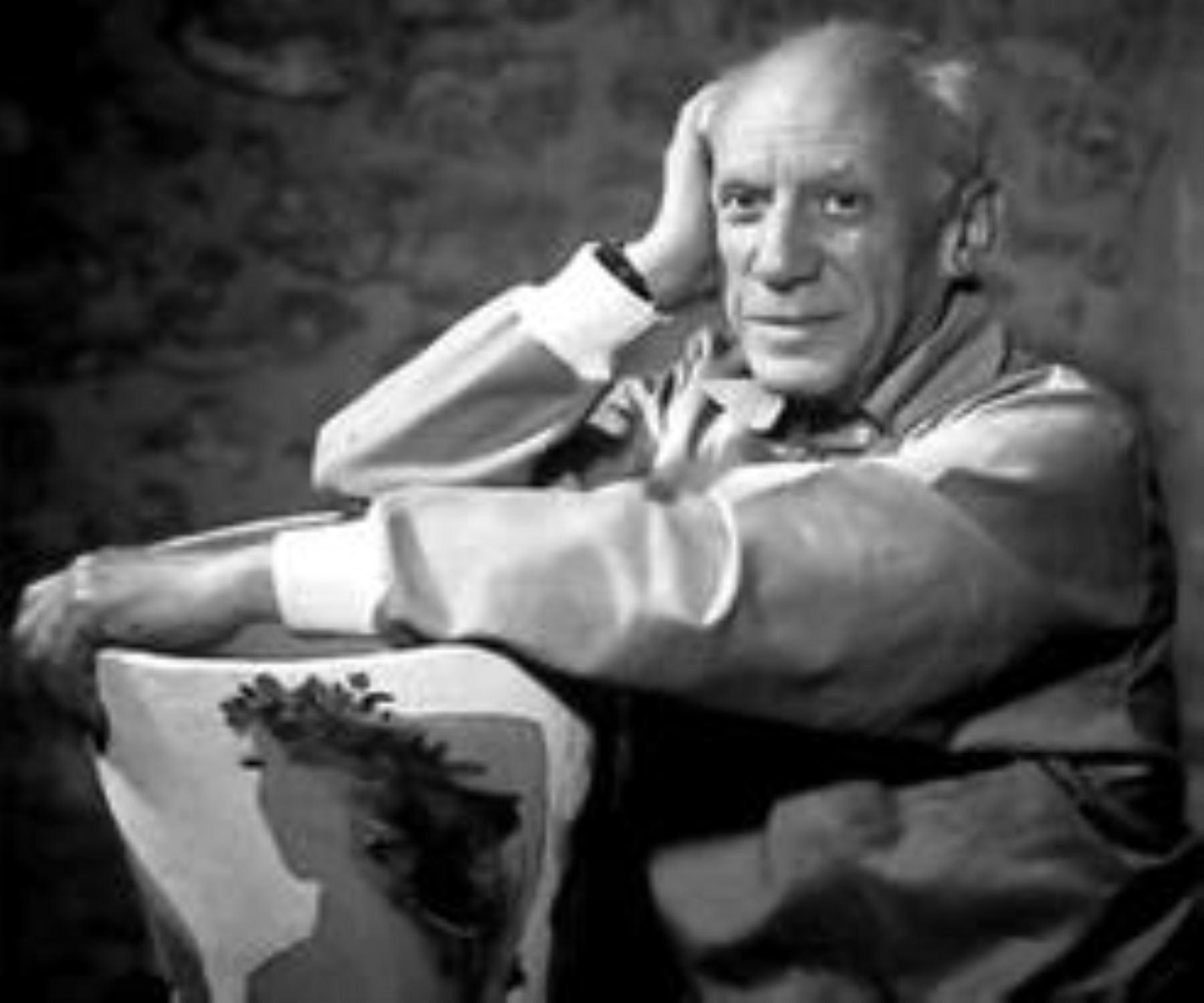 Reconocido pintor español Pablo Picasso es recordado hoy. Foto: Internet/Medios.