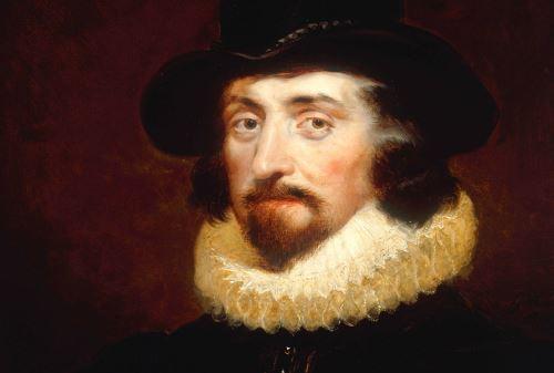Pintor Francisco Bacon.