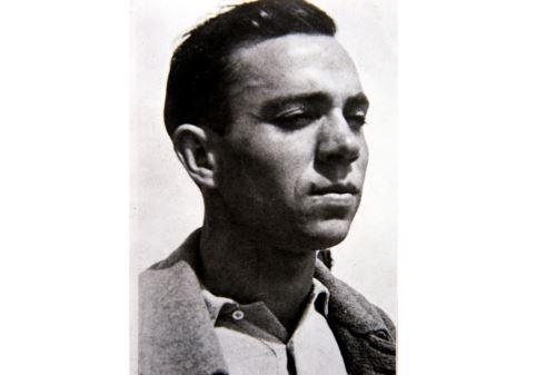 Poeta Miguel Hernández.