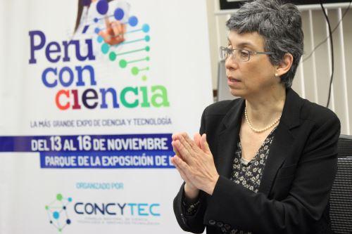 Perú con ciencia.