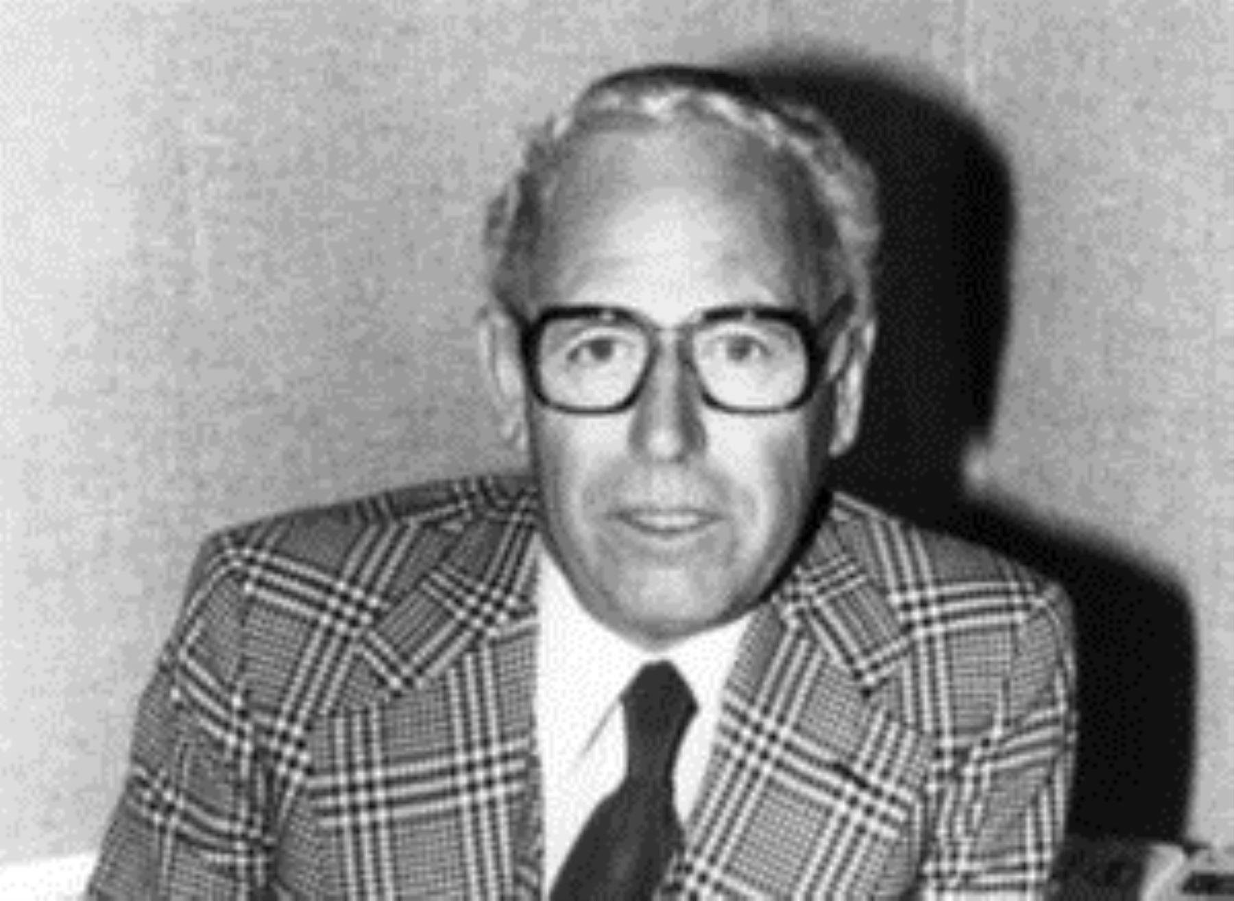 Escritor Arthur Hailey. Internet/Medio
